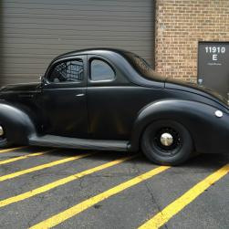 1939 Ford Standard Coupe Elgin Racing