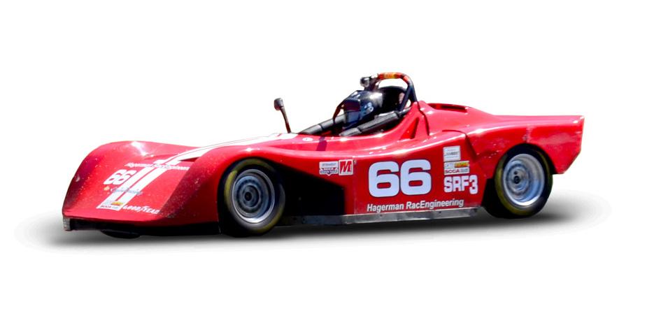 Spec Racer Ford Gen 3 Elgin Racing